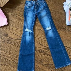 Joes jeans size size 24 bootcut jeans